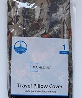 "15"" x 20"" - Travel Pillow Cover Camouflage"