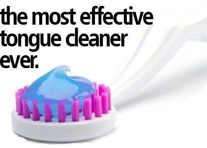 Tongue Cleaner - TUNG Brush & Gel - Starter Pack