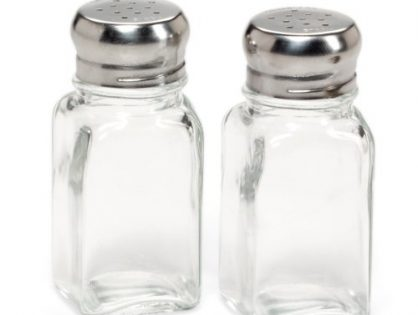 Farberware Classic Salt and Pepper Shaker 2-Ounce