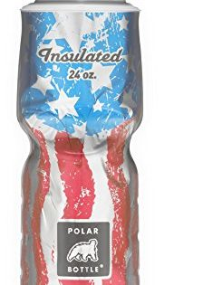 Polar Bottle Insulated Water Bottle 24-Ounce Star Spangled