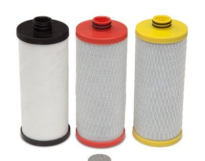 Aquasana AQ-5300R 3-Stage Under Sink Genuine Replacement Filter Cartridges