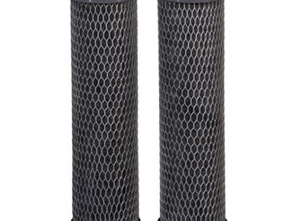 Filtrete Standard Capacity, Carbon Wrap Replacement Filter, Sump Style Sediment, CTO, 2-Pack
