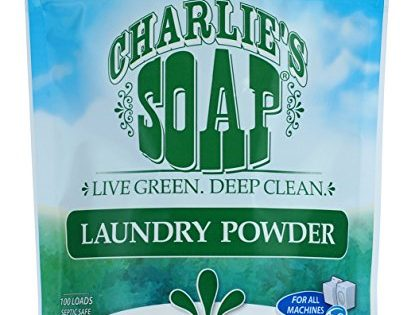 Eco Friendly Laundry Powder - 2.64 lbs - 100 loads - Charlie's Soap