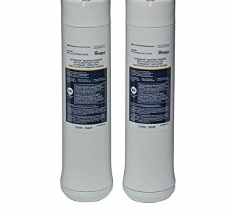 Whirlpool WHEERF Reverse Osmosis Replacement Pre/Post Water Filters Fits Systems WHAROS5, WHAPSRO & WHER25