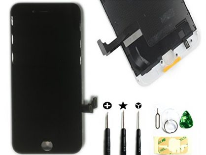 ZTR Black LCD Display Touch Digitizer Screen Assembly Replacement for iPhone 7 4.7 inch