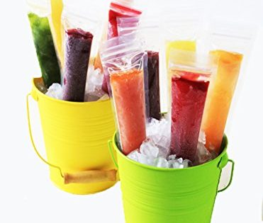 Zipzicle Zip-Top Ice Pop Pouch, 36-Pack