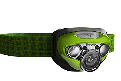 Energizer Vision HD+ LED Headlamp Batteries Included