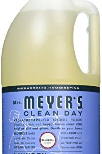 MRS MEYERS 64 Load Laundry Detergent, Bluebell, 64.0 Fluid Ounce