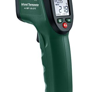 Extech IRT25 Infrared Thermometer 12: 1 with Audible Alarm