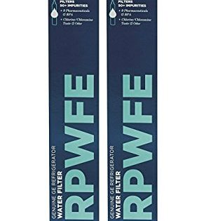 GE RPWFE Refrigerator Water Filter Replaces Model RPWF 2 Pack