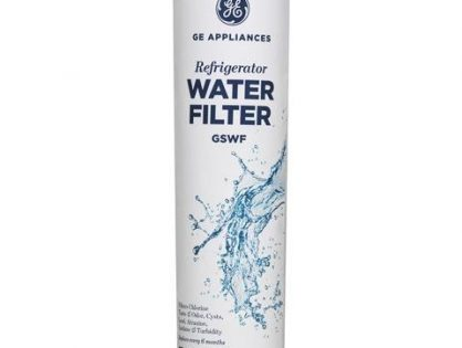 GE GSWF Refrigerator Water Filter, 1-Pack