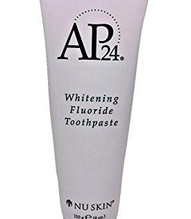 Nu Skin Ap-24 Whitening Fluoride Toothpaste,4oz