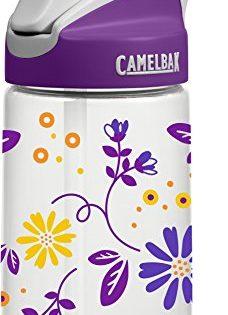 CamelBak Eddy Kids Water Bottle, Daisy Chain, .4 L
