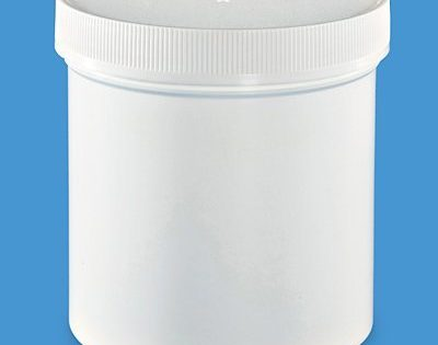One Step No-Rinse Cleanser & Sanitizer - Bulk in Wide-Mouth Resealable Plastic Jar 1 LB