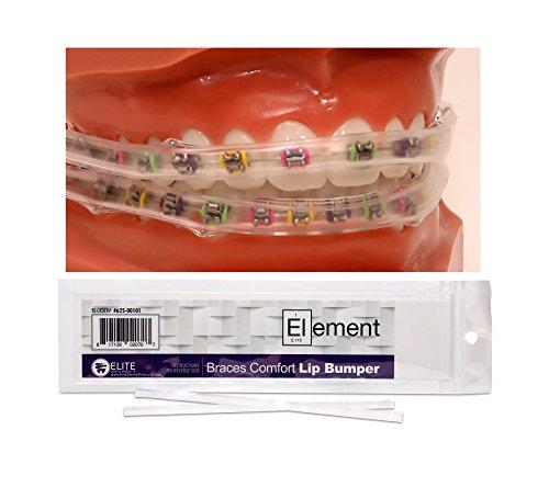 Braces Comfort Lip Bumper - Dental - Orthodontic