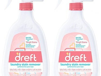 Dreft Stain Remover, 22 Ounce Pack of 2