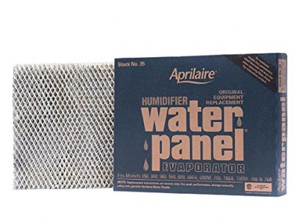 Aprilaire 35 Water Panel for Humidifier Models 350, 360, 560, 568, 600, 700, 760, 768; Single Pack