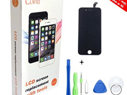 "replacement LCD Display & Touch Screen Digitizer Assembly for iPhone 6 replacement4.7"" black"