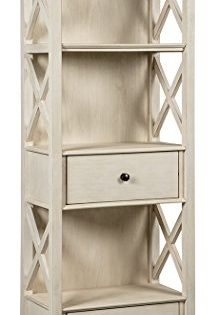Signature Design by Ashley D647-76 Bolanburg Display Cabinet, Off-White