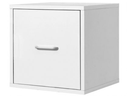 Foremost 390101 Modular File Cube Storage System, White