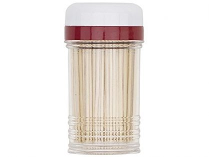 Good Cook Touch Shake-A-Pick Toothpick Dispenser 3-Pack