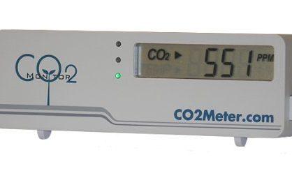 Mini CO2 Monitor