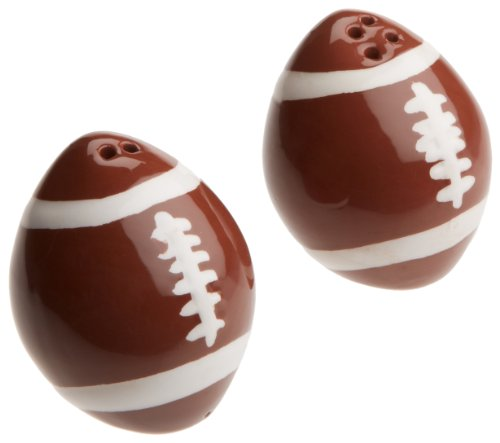 DII Game Day Salt and Pepper Shakers