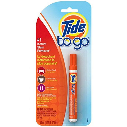 Tide to Go Instant Stain Remover 0.33 oz Pack of 3