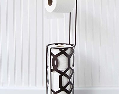 Beekman - Vanderbilt Home Freestanding Toilet Paper Holder in Oil Rubbed Bronze