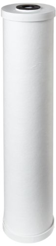 "Pentek RFC20-BB Carbon Filter Cartridge, 20"" x 4-1/2"""