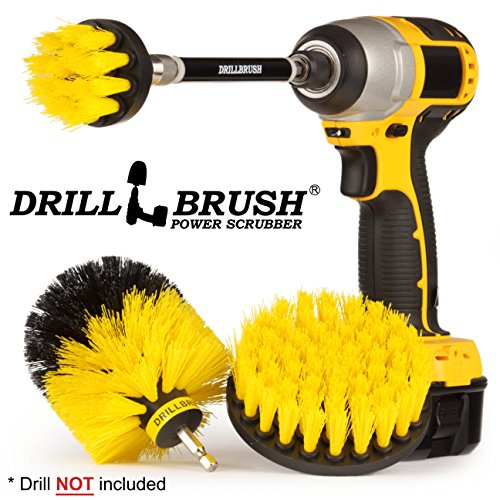 Bidet - Toilet - Spin Brush - Bathroom Accessories - Flooring - Grout Cleaner - Sink - Bath Mat - Bathtub - Scrub Brush - Bathroom Cleaner - Shower Curtain - Cleaning Supplies - Drill Brush