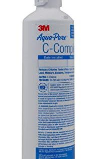 3M Aqua-Pure Under Sink Replacement Water Filter – Model AP EASY COMPLETE