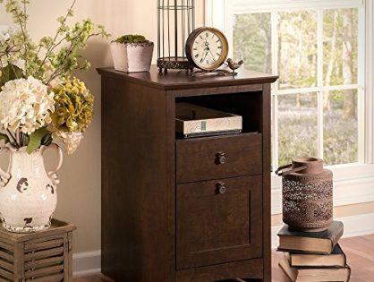 Buena Vista 2 Drawer File Cabinet in Madison Cherry