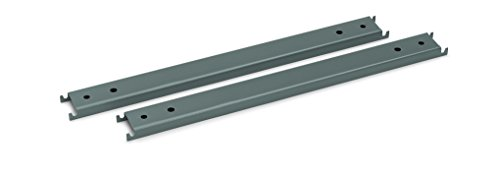 HON Double Front-to-Back Hanging File Rails, 2 per Carton H919492
