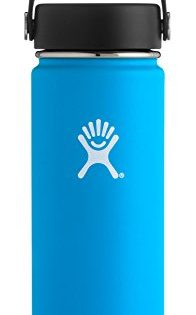 Hydro Flask, Wide Mouth Flex Cap Pacific 18 Ounce