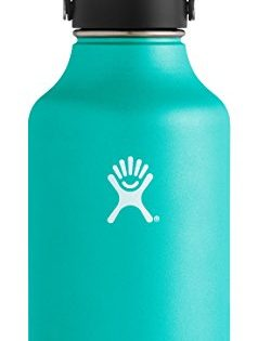 Hydro Flask, Wide Mouth with Flex Cap Mint 64 Ounce
