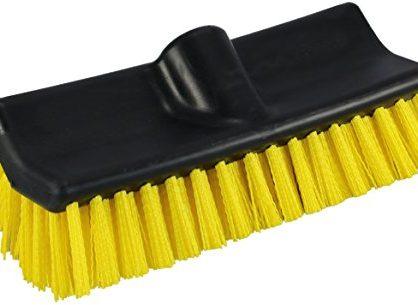 "Unger Professional HydroPower Bi-Level Scrub Brush, 10"""
