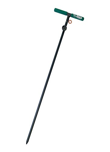 Bully Tools 92300 Root Soaker Irrigation Tool with Steel T-Style Handle