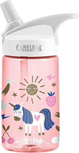 CamelBak Eddy Kids ENG/SPN, Unicorn Party.4L