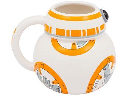 Vandor Star Wars: The Force Awakens BB-8 18 Ounce Ceramic Sculpted Mug 99201