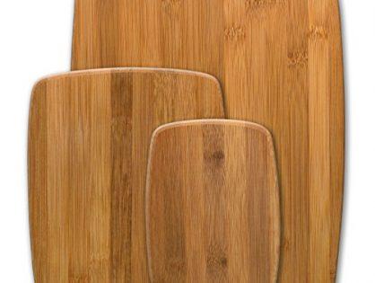 Farberware 5070344 Bamboo Cutting Board Set of 3