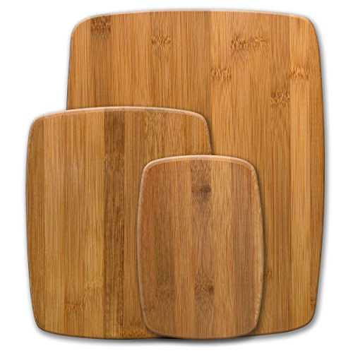 Farberware 5070344 Bamboo Cutting Board Set of 3