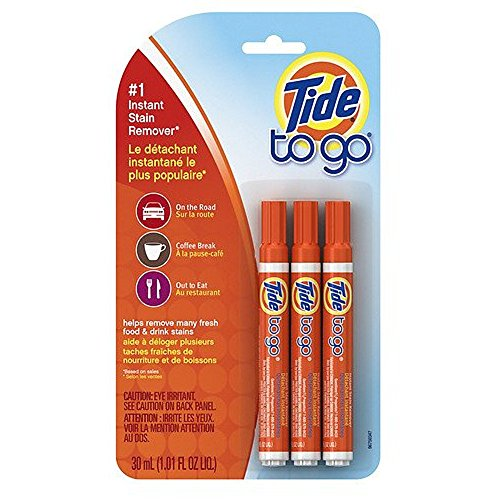 Tide to Go Instant Stain Remover Pens 3 ea Pack of 1