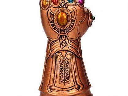 ThreeJ Bottle opener, Marvel Avengers Infinity War Thanos Gauntlet Fist Glove Cool Bottle Opener Beer Wine Cap Opener for Bar, Party, BBQ, Camping, Beer Lovers and Marvel Fans
