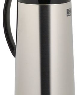Zojirushi AFFB-19SAXA Premium Thermal Carafe, 1.85 Liter, Brushed Stainless Steel