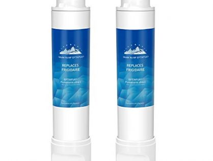 Mountain Flows ẸPTWFU01 Water Filter Replacement for Puresource Ultra II Water Filter 2 Packs