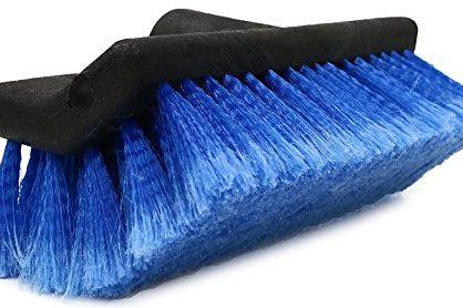 """Unger Hydropower Bi-Level Soft Wash Brush, 10"""""""