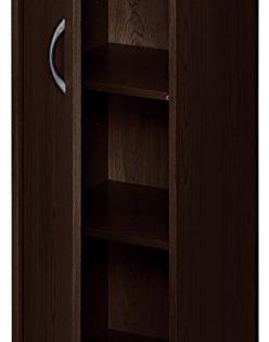 ClosetMaid 8991 Stackable 1-Door Organizer, Espresso