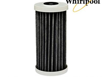 Whirlpool WHA4FF5 Large Capacity Premium Carbon Whole Home Replacement Water Filter, Dark Grey