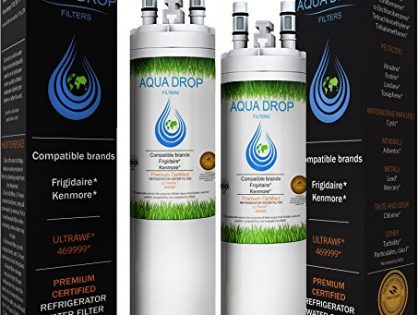 9999 water filter - 2 PACK White - Advanced Filtration - ULТRАWF Water Filter